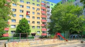 Na predaj 4 izbový byt, Bratislava, Vrakuňa, Bebravská ul.
