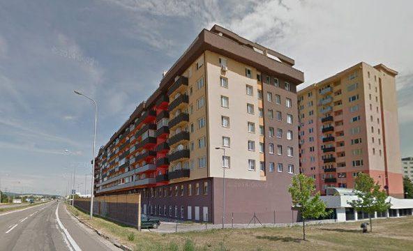Na prenájom 1 izbový byt, Vyšehradská ulica, Bratislava, Petržalka