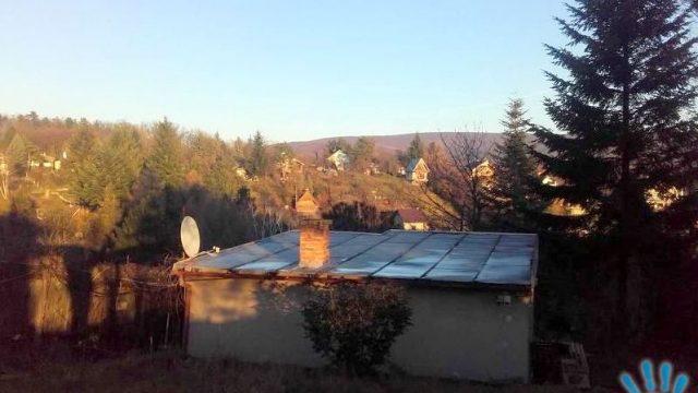Na predaj záhrada s murovanou chatkou Stupava, Lesná Bočná
