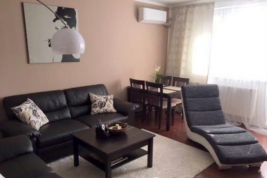 Na prenájom 2 izbový byt, Fedinova ulica, Bratislava, Petržalka