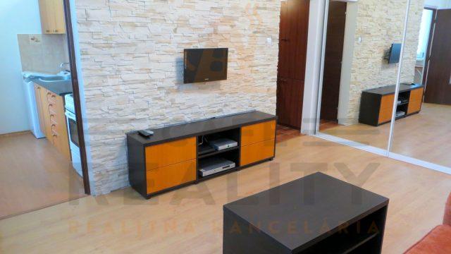 Na predaj 1 izbový byt, Bratislava, Ružinov, Trnávka, Banšelova ulica