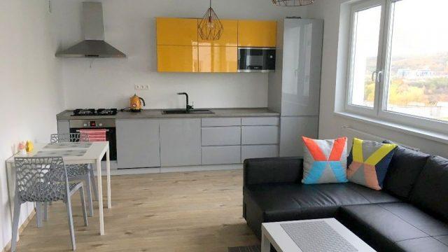 Na prenájom 2 izbový byt, Novostavba, Bratislava, Dúbravka