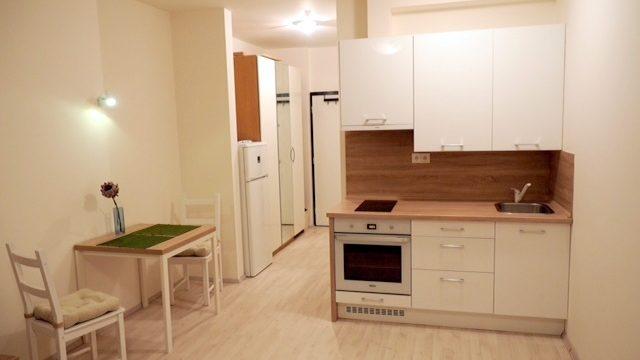 Na prenájom 1 izbový byt v novostavbe Slnečnice, Bratislava, Petržalka