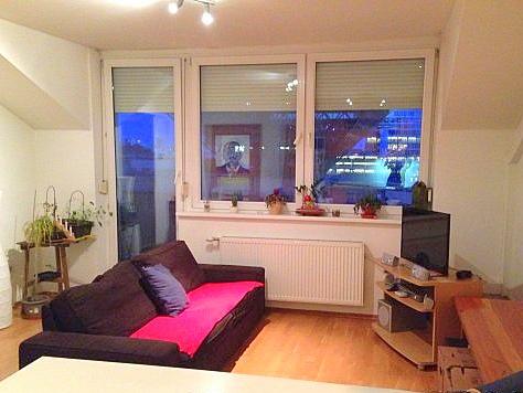 Na prenájom 2 izbový byt, Žilinská ulica, Bratislava, Staré Mesto