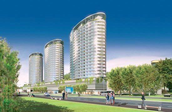 Na predaj 3 izbový byt, TRI VEŽE, Bratislava, Nové Mesto, Bajkalská ul.