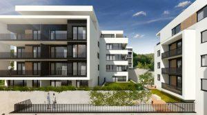 Na predaj 2 izbový byt C1.2.4 Novostavba BELARIA Koliba