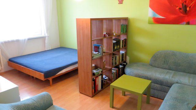 Na predaj 1 izbový byt, Bratislava, Vrakuňa, Toplianska ulica