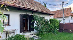 Na predaj udržiavaná murovaná chalupa v obci Pukanec