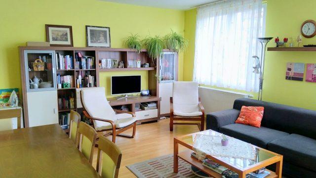 Na predaj 3 izbový byt, Bratislava, Lamač, Heyrovského ulica