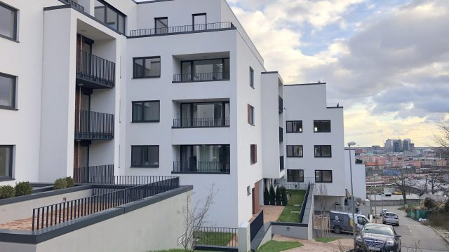 Na predaj 3 izbový byt, 85 m2, Novostavba, Bratislava, Nové Mesto, Koliba