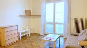 Na predaj 1 izbový byt, Bratislava, Nové Mesto, ul. Československých Parašutistov