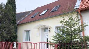 Na prenájom rodinný dom, Záborského ulica, Bratislava, Nové Mesto