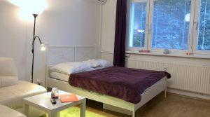 REZERVOVANÉ Na prenájom 1 izbový byt, Bratislava, Petržalka, Černyševského ul