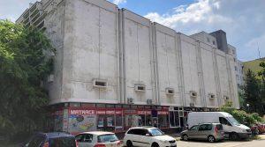 Na prenájom obchodný priestor 157 m2, Bratislava, Petržalka, Medveďovej ul.