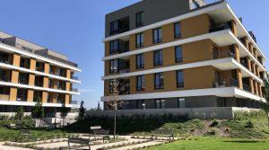 REZERVOVANÉ Na prenájom novostavba 1 izbový byt, Bratislava, Ružinov, Bajkalská ulica