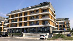 Na prenájom novostavba 1 izbový byt, Bratislava, Ružinov, Bajkalská ulica