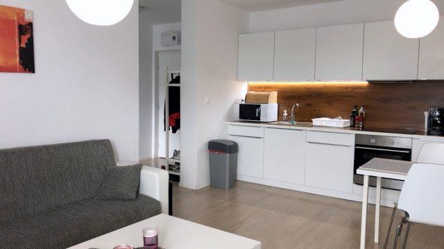 REZERVOVANÉ Na prenájom 2 izbový byt, Bratislava, Ružinov, Ružinovská ulica
