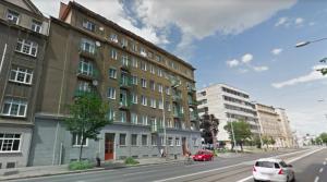 Na prenájom 2 izbový byt, Bratislava, Staré Mesto, Vajanského nábrežie