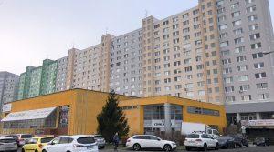 REZERVOVÉ Na prenájom 2 izbový byt, Bratislava, Petržalka, Znievska ulica