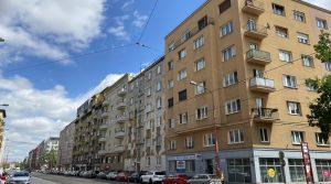Na prenájom 2,5 izbový byt, 62 m2, Bratislava, Staré Mesto, Krížna ulica