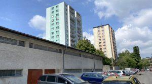 Na predaj samostatná garáž 19,64 m2, Bratislava, Karlova Ves, Púpavova ul.