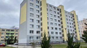 PREDANÉ Na predaj 4 izbový byt, Bratislava, Petržalka, Lachova ulica