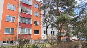 REZERVOVANÉ Na predaj 2 izbový byt, 51 m2, Bratislava, Dúbravka, Gallayova ulica