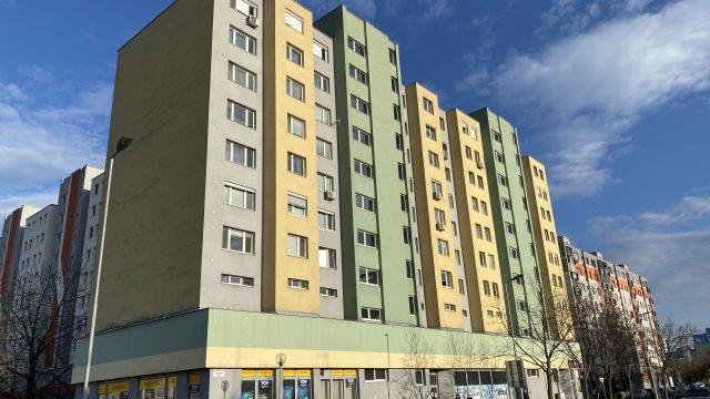 Na prenájom 3 izbový byt, Bratislava, Ružinov, Hraničná ulica