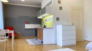 Na predaj 1 izbový byt, Bratislava, Staré Mesto, Šancova ulica