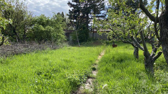 PREDANÉ Na predaj záhrada 390 m2, Bratislava, Ružinov, Bočná ulica