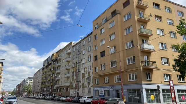 Na prenájom 1 izbový byt, Bratislava, Staré Mesto, Krížna ulica