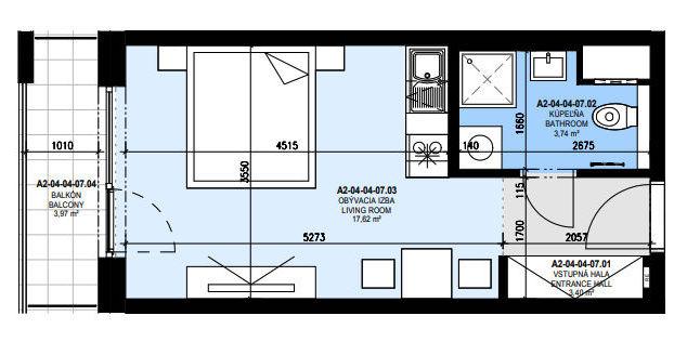 predaj-1-izbový-byt-Slnečnince