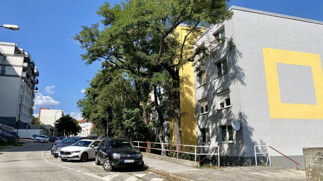 REZERVOVANÉ Na prenájom 3 izbový byt, Bratislava, Dúbravka, Tranovského ulica