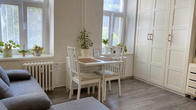 REZERVOVANÉ Na predaj 1 izbový byt, Bratislava, Staré Mesto, Šancová ulica